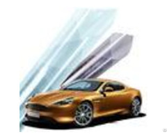 Explosion Proof Car Window Film Heat Rejection 2 Mil Thickness Pet Material