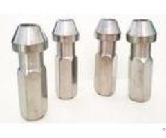 M12 Titanium Stainless Steel Screws Gr5 Grade Iso9001 Certification