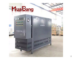 Heat Conduction Thermal Oil Transfer Boiler For Textile Industry