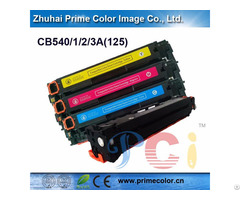 Printer Cartridge For Hp Cb540a Cb541a Cb542a Cb543a