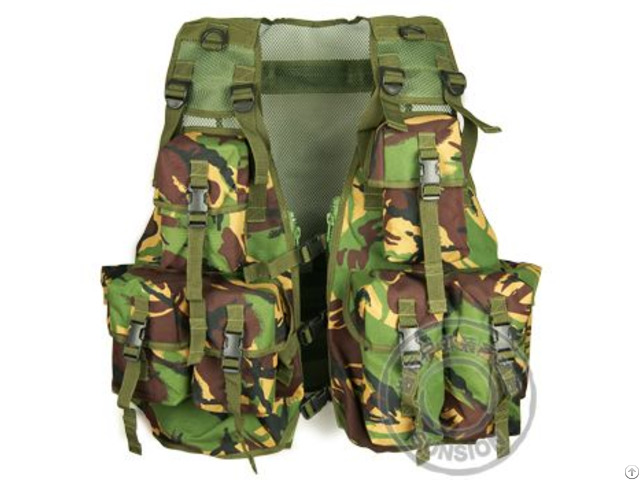 1000d High Strength Nylon Tactical Load Bearing Vest