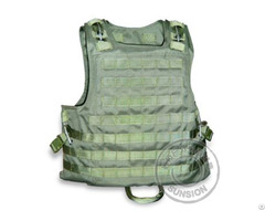 1000d Cordura Tactical Vest With Pu Waterproof Coating