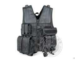 1000d Cordura Tactical Vest By High Strength 4 Ply Nylon