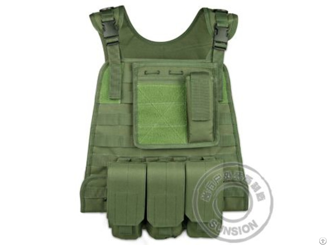 1000d High Strength Nylon Tactical Vest