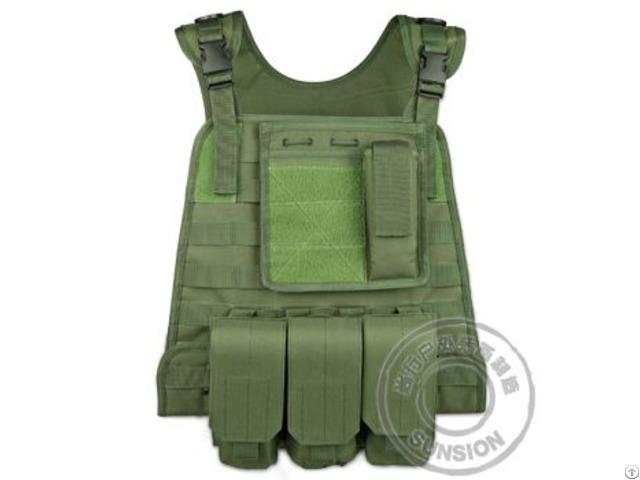 1000d High Strength Nylon Tactical Vest