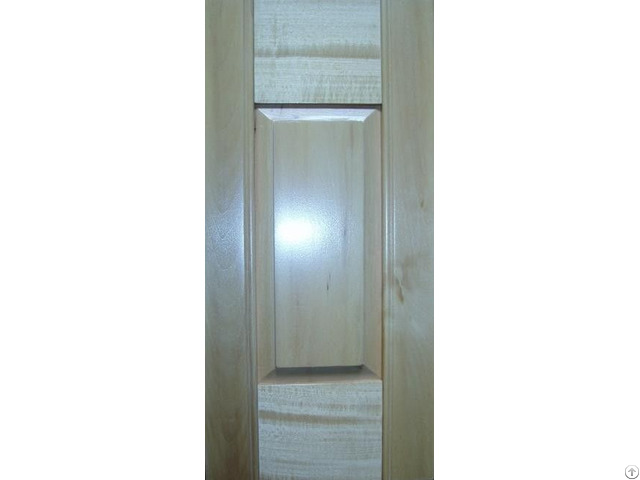 Solid Panel Window Shutter