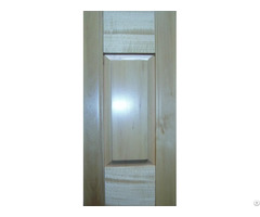 Solid Panel Window Shutter