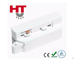 Haotai 2 Wire Single Circuit Track Light Accessories Adaptor