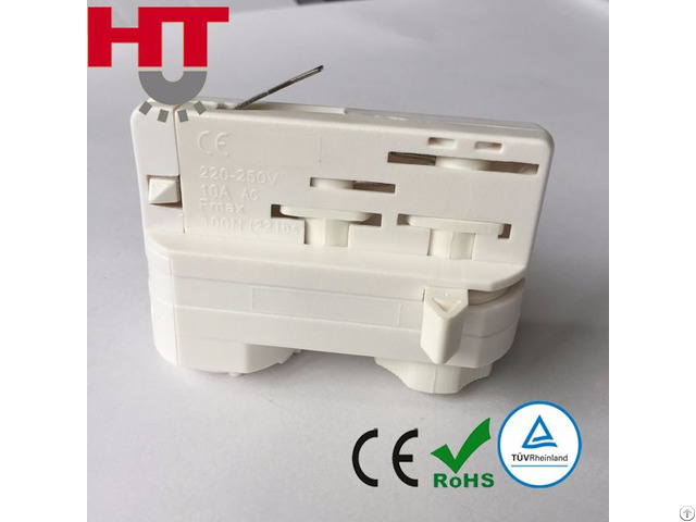 Haotai Led Spotlights 3 Phases Track Rail Adapter