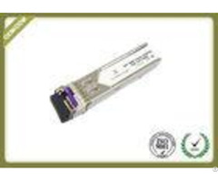 20km Single Mode Sfp Fiber Module Transceiver With Lc Connector Oem Service