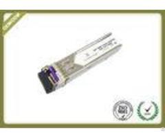 20km Single Mode Sfp Fiber Module Transceiver With Lc Connector Oem Service