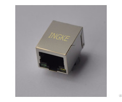 Ingke Ykgd 8089nl 100% Cross 7499111211 Single Port Rj45 Jacks With Integrated Magnetics