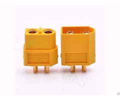 A Manufacturer For The Xt Series Gold Plated 2pin Xt60 Connector From China