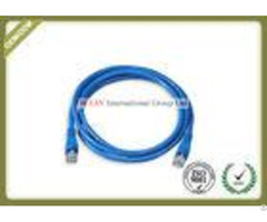 Cat5e Utp Ethernet Network Patch Cord With Rj45 Connector Various Color Jacket