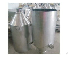 Sheet Metal Pressure Vessel