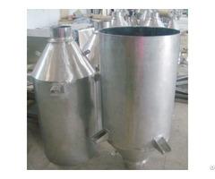 Sheet Metal Pressure Vessel