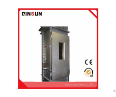 Building Combustion Performance Testing Machine