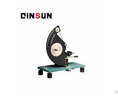 Tearing Strength Test Instrument