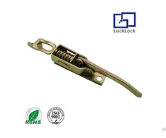 Fs6152 Flexible And Damping Steel Heavy Duty Latch With Strong Spring For Farming Vehicle