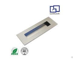 Fs6150 Farm Gate Stainless Steel Hidden Door Handle Latch