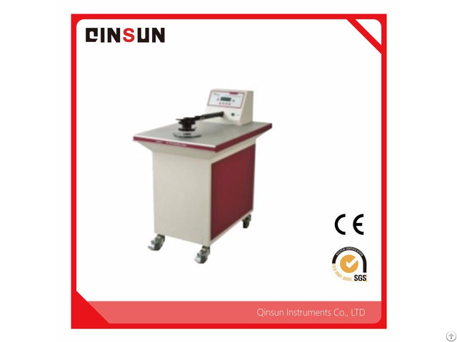 Leather Permeability Tester