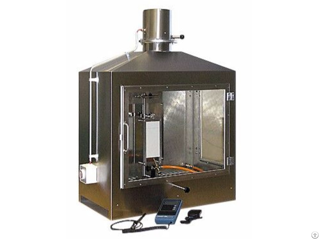Building Combustion Performance Tester