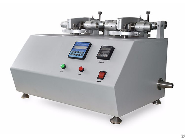 Taber Abrasion Tester Double Head