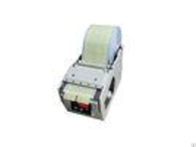 Electric Automatic Label Dispenser Adjustable Speed Ac 220v 3w Power
