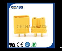 High Current Female 2pin Plug Xt30u Xt30 Connectors