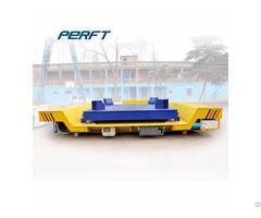 Material Handling Molten Steel Ladle Transfer Car