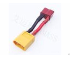 Gold Plated Amass Deans Female To Xt60 Plug Adapter Cable From China