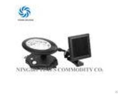 Safe Ip65 Solar Powered Motion Sensor Outdoor Light For Garden Park
