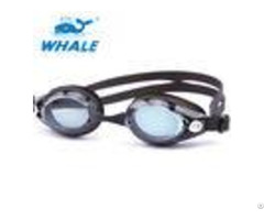 Soft Silicone Myopia Optical Swimming Goggles Comfortable With 10 Kinds Degree