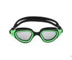 Senior Flexible High Performance Swimming Goggles With Fast Fit Strap System