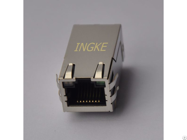 Ingke Ykku 8389nl 100% Cross 7499111421a Through Hole Magnetic Rj45 Connectors