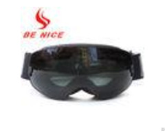 Clear View Kids Ski Goggles Over Glasses With Smoke Lenses Color 17% Vlt