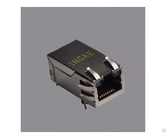 Ingke Ykku 8069nl 100% Cross 0826 1a1t 23 F Single Port Rj45 Magnetic Jack Connectors