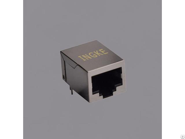 Ingke Ykjd 8226anl 100% Cross J0026d01nl Single Port Magnetics Rj45 Jacks