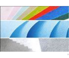 Spunbond Recycled Non Woven Fabric High Elongation Seasome Style 2m Width
