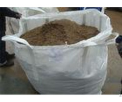 Dust Proof Geosynthetic Fabric Fibc Bags Pp Woven Type For Agriculture Packaging