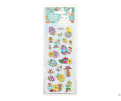 Fhj Easter Egg Bunny Sticker