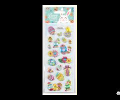 Fhj Easter Egg Bunny Sticker