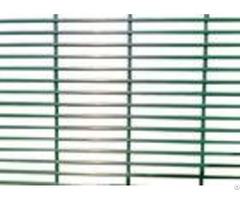 Hot Dipped Galvanized Welded Wire Mesh Security Fencing Panels Multi Color