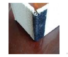 Woven Synthetic Corrugator Belt 1000 3200mm Width For Tracking Section