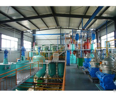 Doing Group Palm Oil Refining Machine