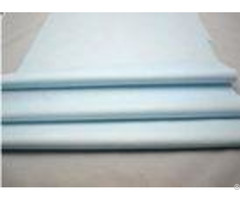 Microfiber Medical Non Woven Fabric White Color Good Flexibility 1 8m Width