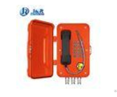 Rugged Industrial Explosion Proof Telephone For Hazardous Areas Power Station