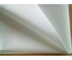 Flushable Non Woven Cellulose Fabric Parallel Lapping High Performance 50 75g