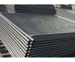 Anti Climb Mesh Infill Temporary Event Fencing Panel Easy Installation And Removal
