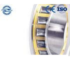 Oem Available Cylindrical Roller Bearing 90 190 43mm Nup 2203 For Textile Machinery